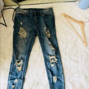 Bdg boyfriend jeans